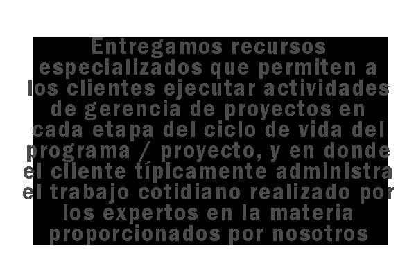 3 slide experticia texto black